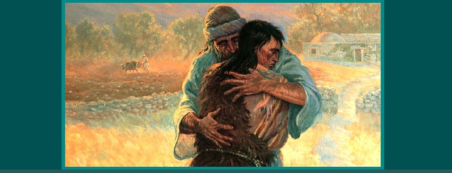 The Joy of Forgiveness – The Prodigal Son (Luke 15:11-32)
