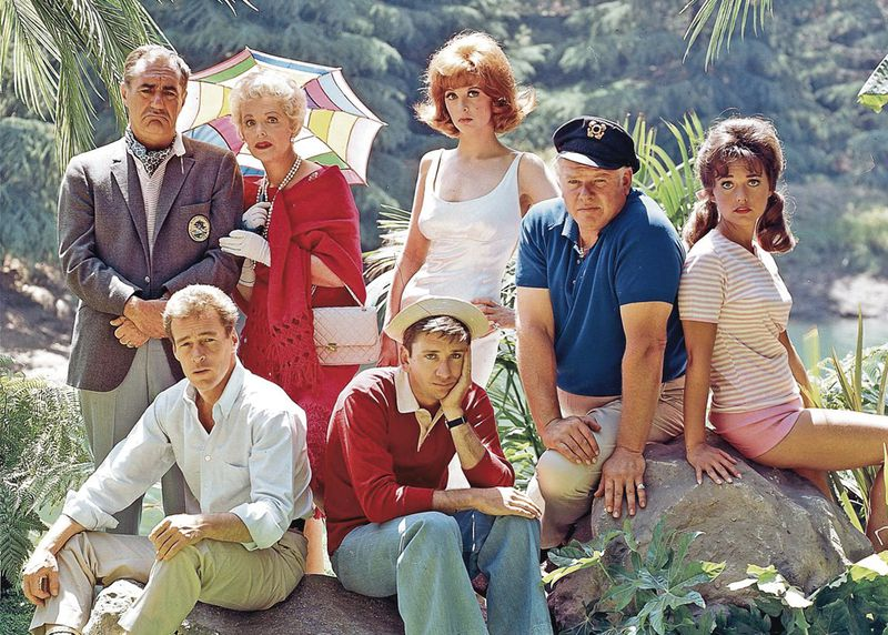 Gilligan's Island and the Seven Deadly Sins