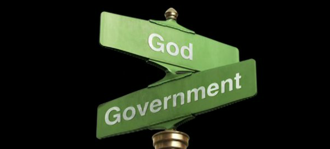 God Over Government