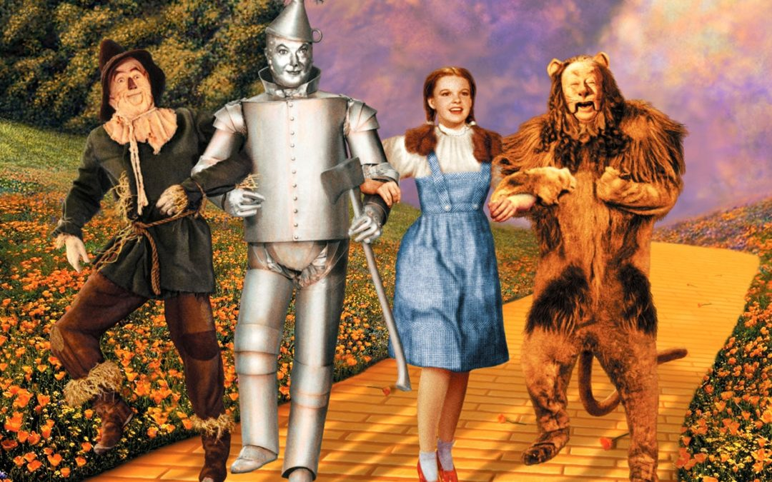 Life Lessons from the Wizard of Oz