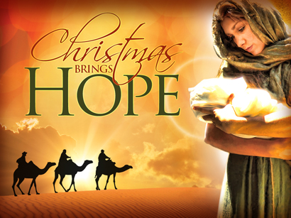 The Hope of Christmas - Stepping Stones