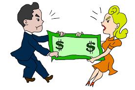 Sharing Money
