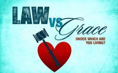Grace vs. Law