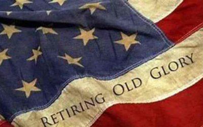 U.S. Flag Retirement