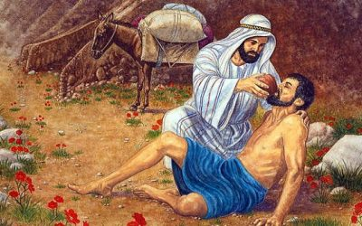 Stop & Help –  Lessons from a Good Samaritan