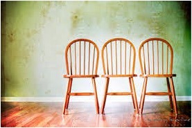 The Powerful Principle of Three Chairs