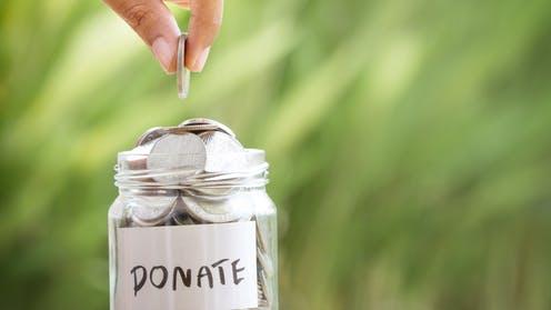 Giving by Faith