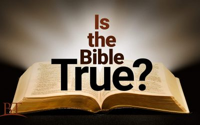 Don't Doubt the Bible