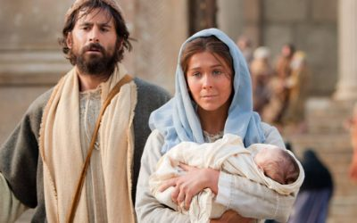 Meeting Baby Jesus